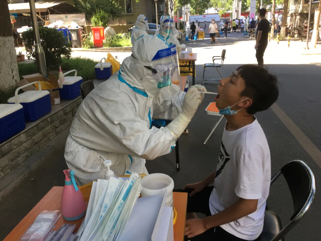 Chinese colleges take flexible epidemic control measures as new semester starts