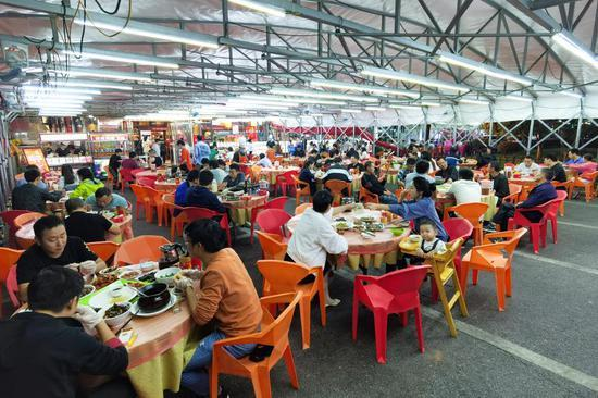 China's catering industry to achieve restorative growth