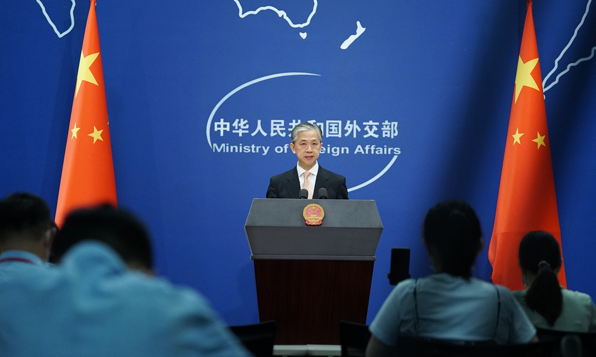 China: no mid-line in Taiwan Strait, warns US of countermeasures