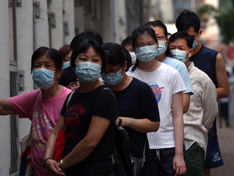 HK civil service chief: Universal testing was money well-spent