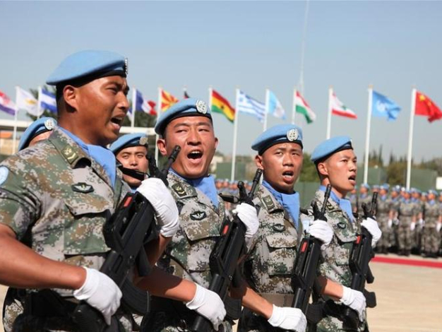 China's 30-year commitment to UN peacekeeping in figures