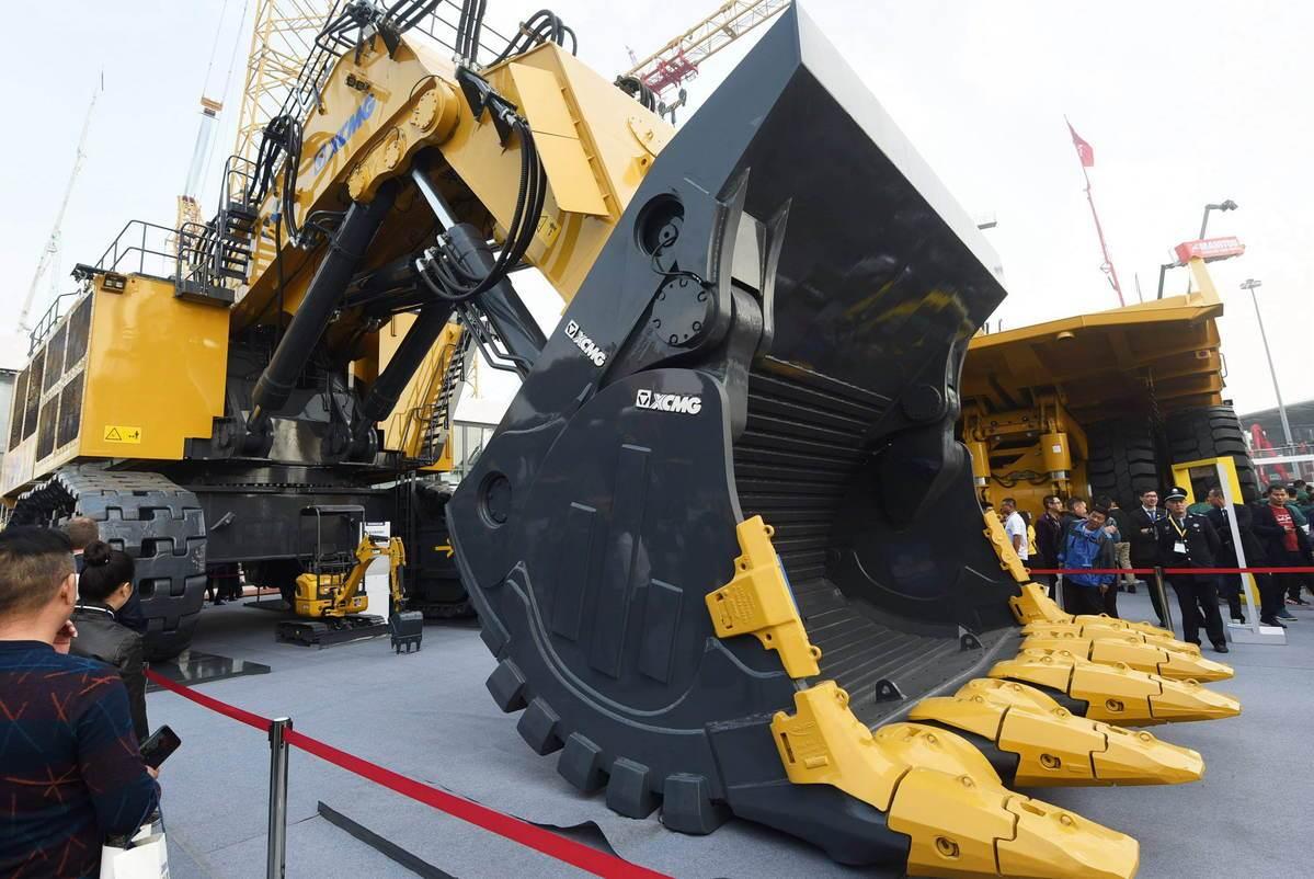 China's excavator sales surge in August