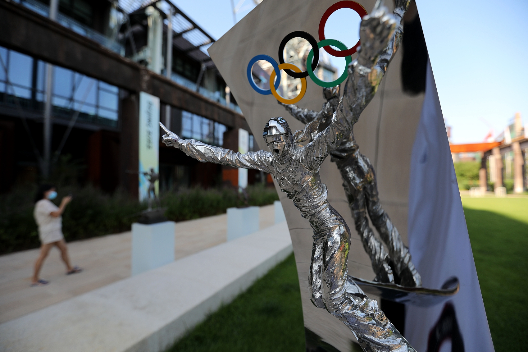 Beijing 2022 ready to fight uphill battle ahead, says organizers' vice president