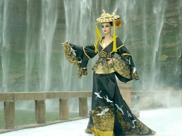 Highlights of 2020 China (Chongqing) International Fashion Week
