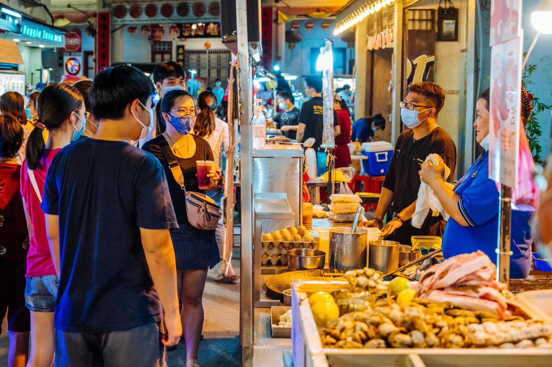 Malaysia's ancient entrepot slowly back to life