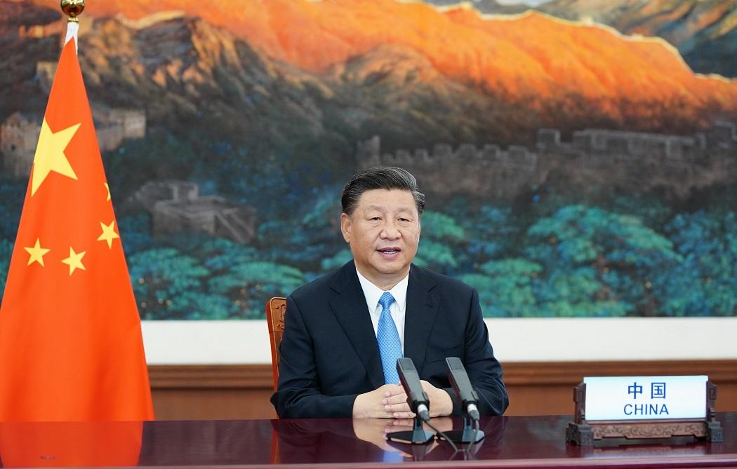 Chinese President Xi Jinping addresses 75th UNGA's General Debate