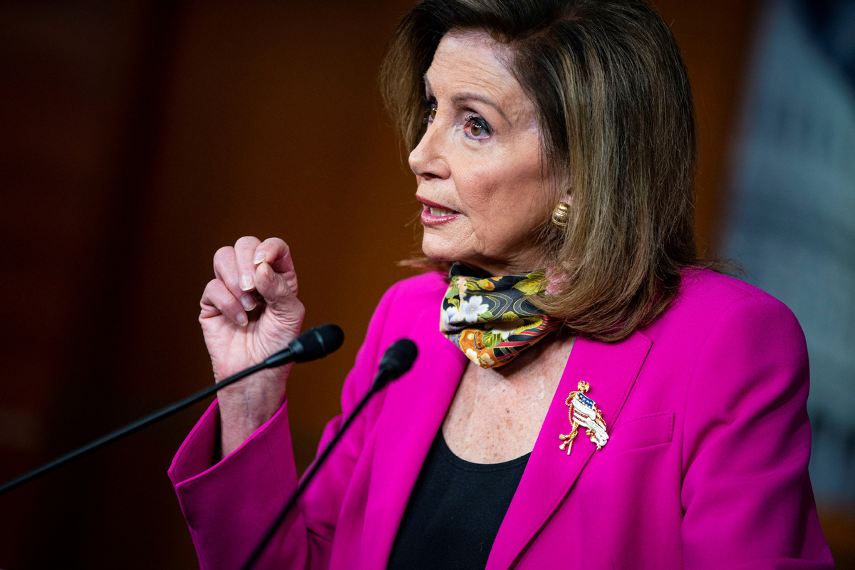 US House Democrats introduce legislation to keep federal govt open until Dec 11