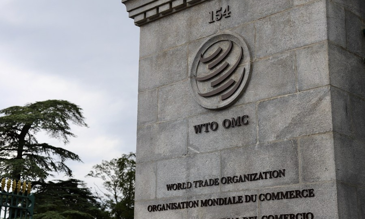 WTO gets moral support from G20