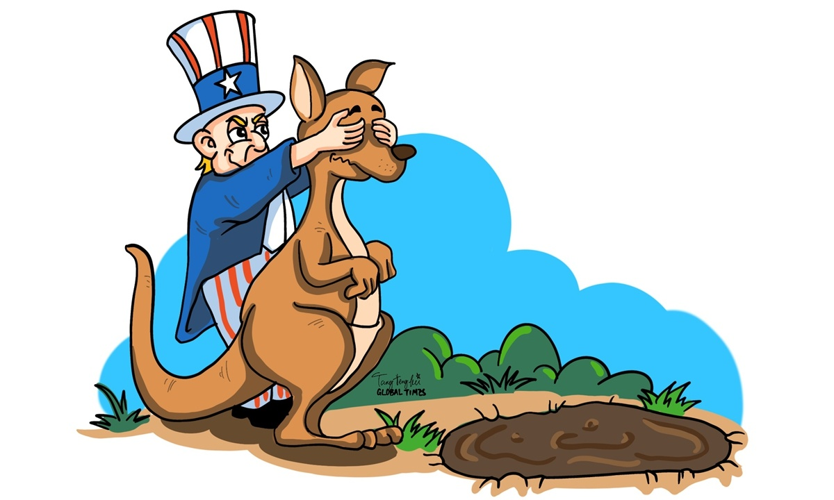 What's the US role in Australia's push to partially decouple with China?