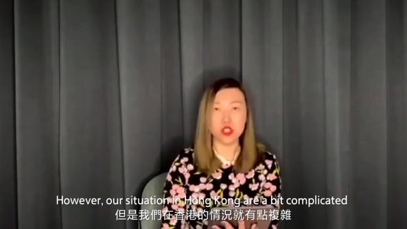 Stop using HK as political bargaining chip: Lam Lam