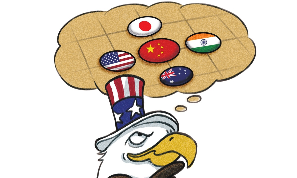 Though Japan and Australia get closer, US is real master of puppets