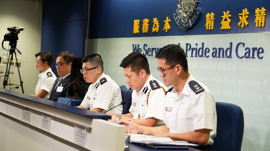 HK police adopt new media policy to assist frontline policing