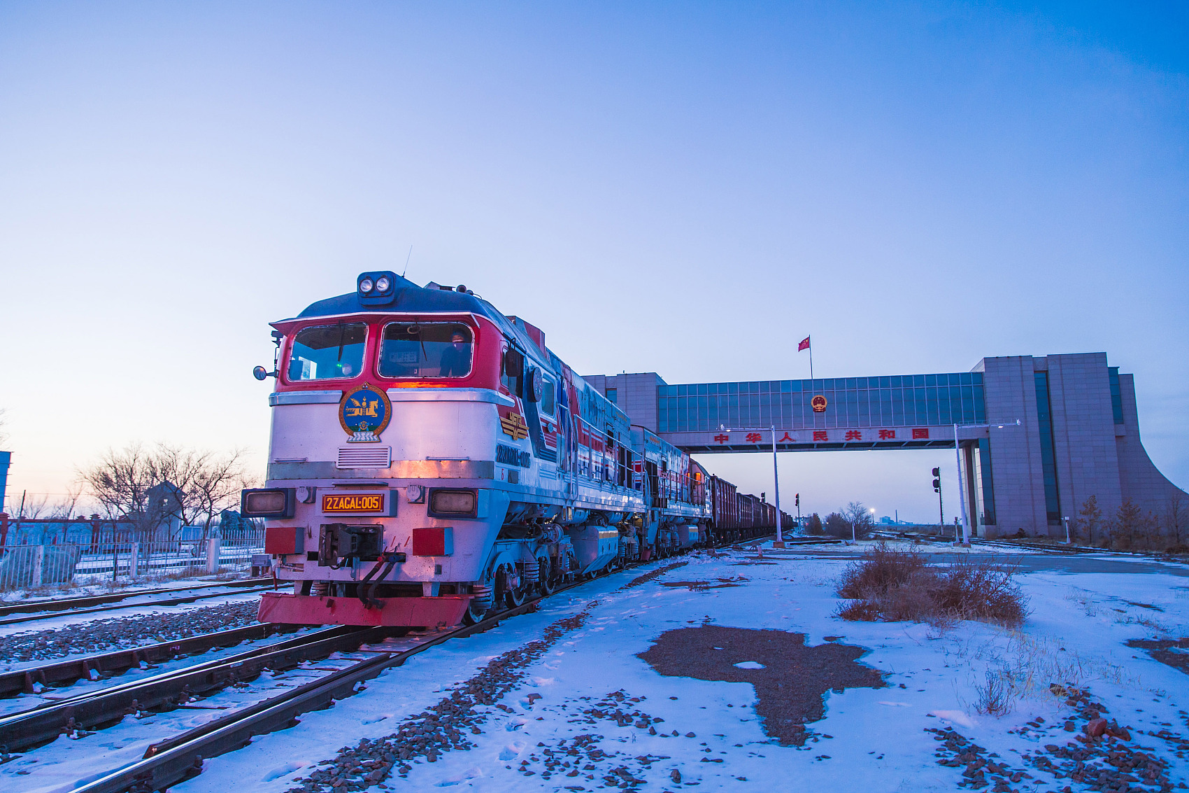 China port handles over 5,000 China-Europe freight trains