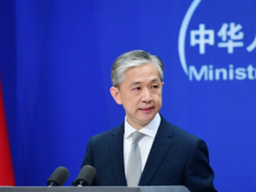 So-called 'forced labor' in Xinjiang lie made up by US: Chinese FM