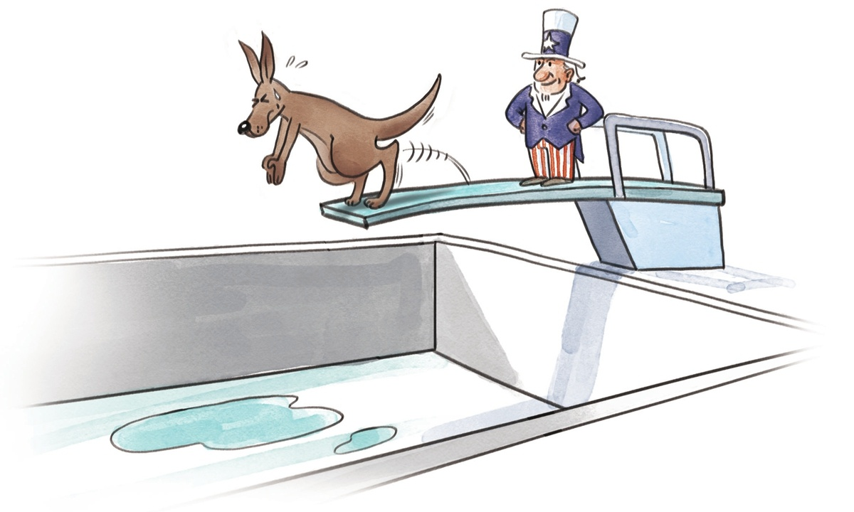 Australia juggles regional economic, security balls as US bridgehead