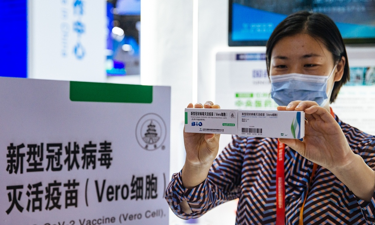 CNBG donates COVID-19 vaccines to Wuhan; CanSinoBIO recruits Wuhan volunteers to test injection location