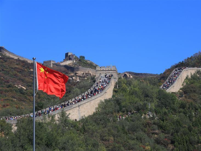 Tourist trips on National Day may exceed 600 million: Ctrip report
