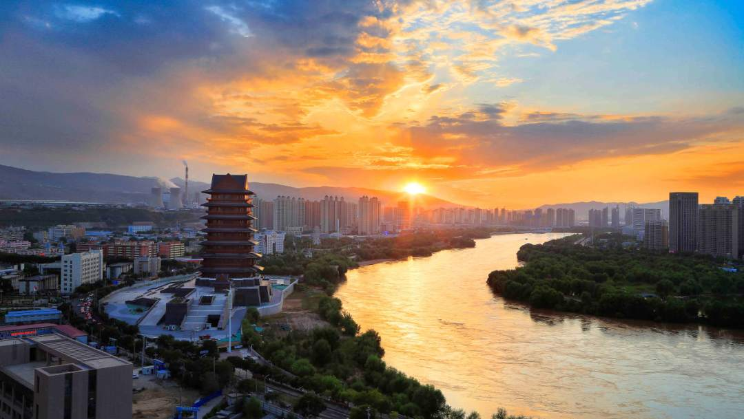 China's Lanzhou devoted to developing beautiful landscapes along the Yellow River