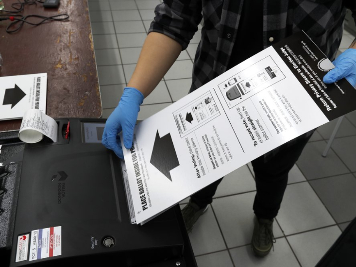 Does mail-in voting help US Democrats, Republicans, or no one?
