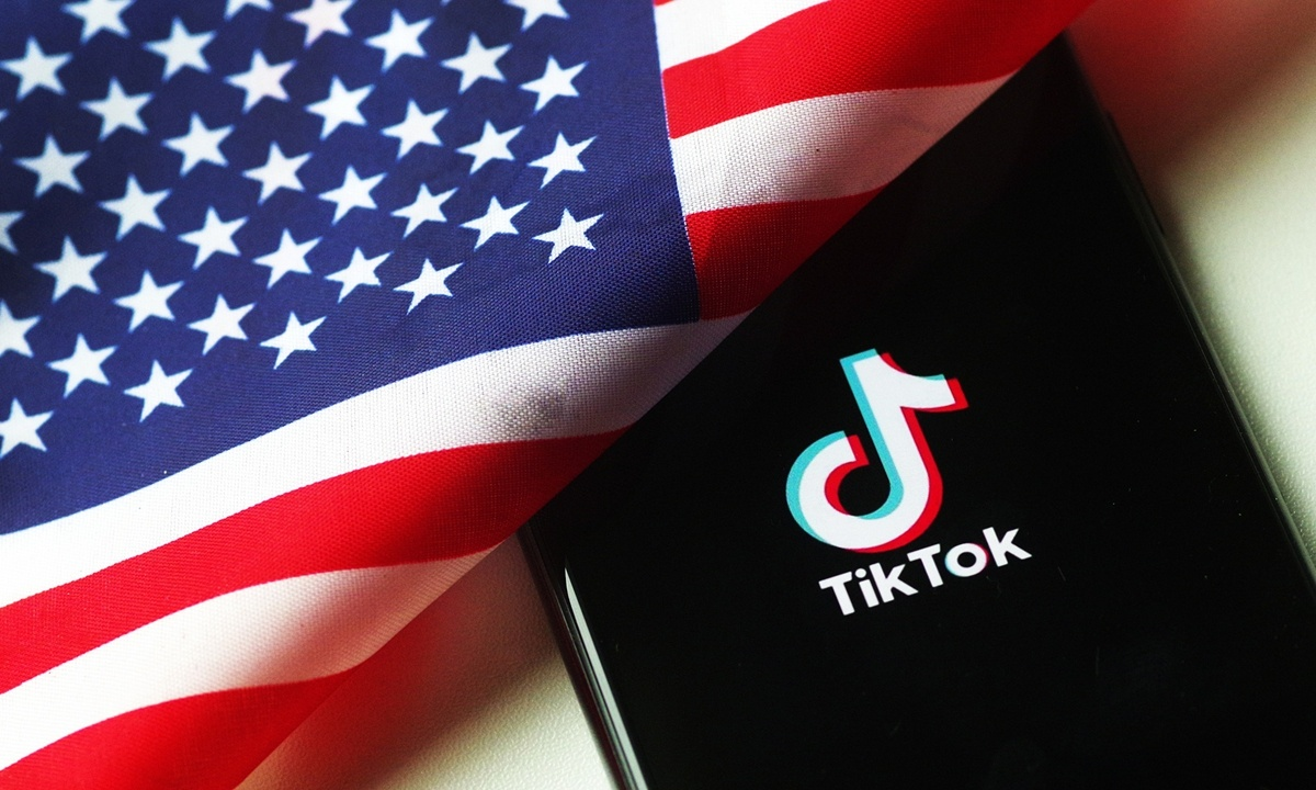 International community needs to break its silence on US highway robbery of TikTok