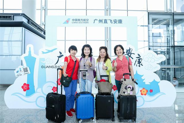 New airport opens in west China
