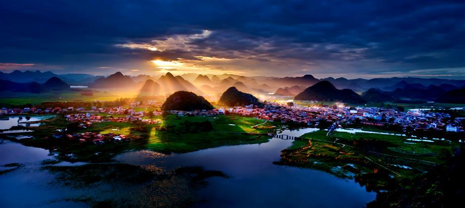 Wonders of southwest Yunnan Province more accessible