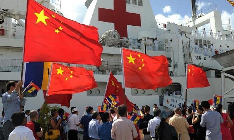 UK politicians aim to upset developing China-Barbados ties