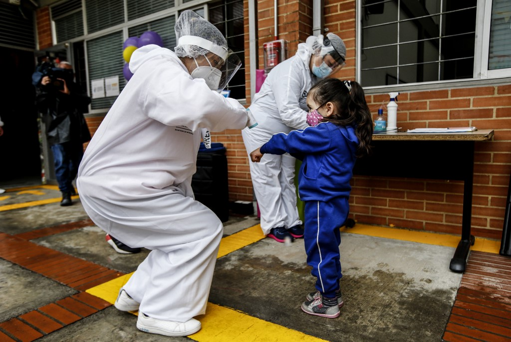 The latest: COVID-19 outbreak worldwide (Updated September 26)