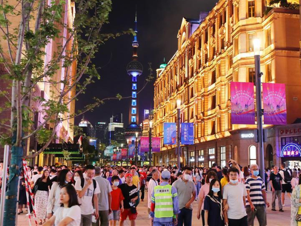 Shanghai tourism sees big boost from festival