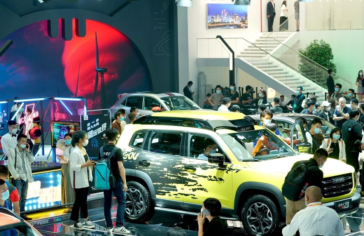 Auto China starts in Beijing