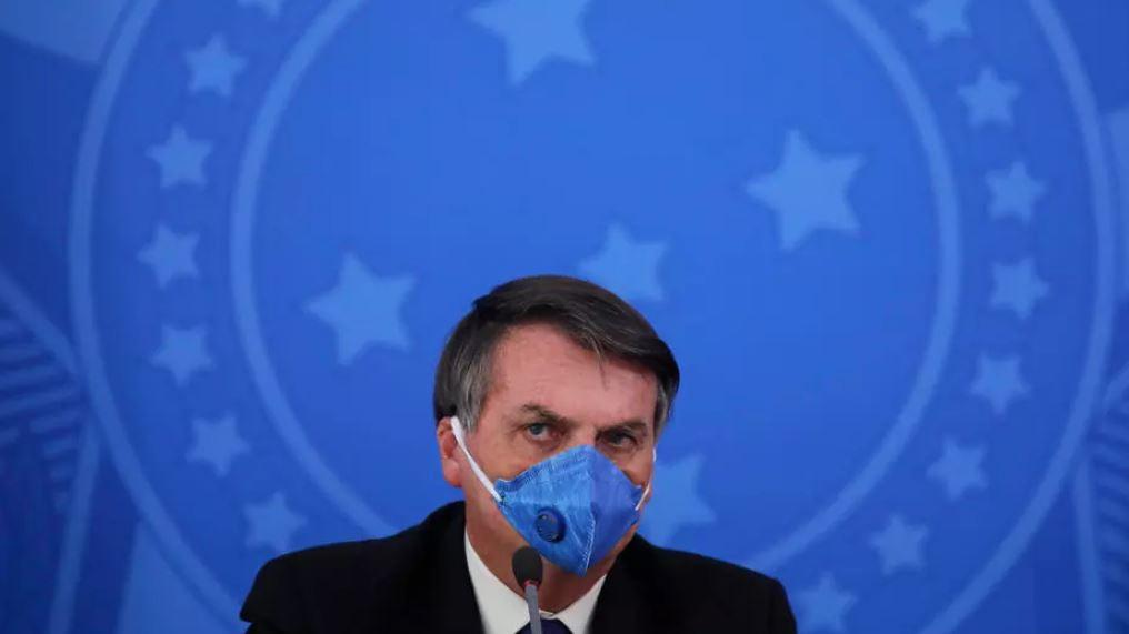Brazil's Bolsonaro leaves hospital after surgery