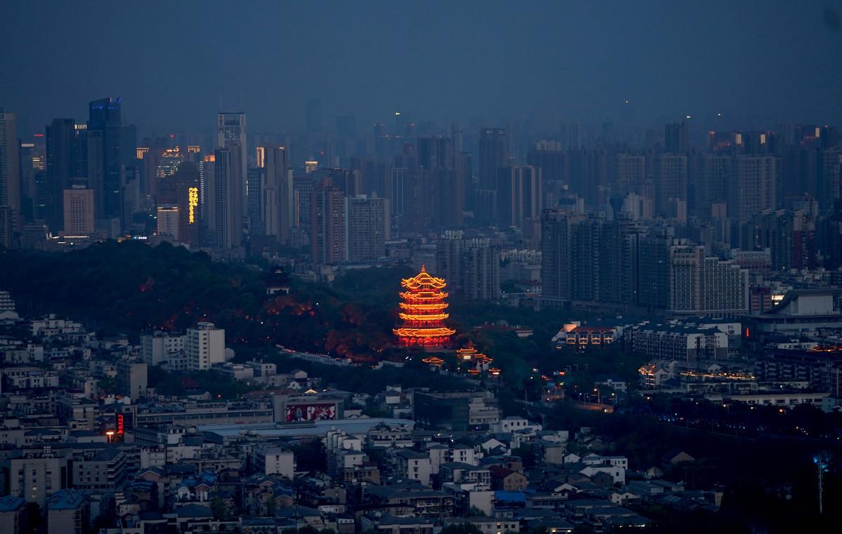 Wuhan's landmark tower to open night tours