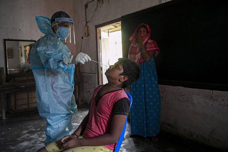 India's COVID-19 tally surpasses 6 mln
