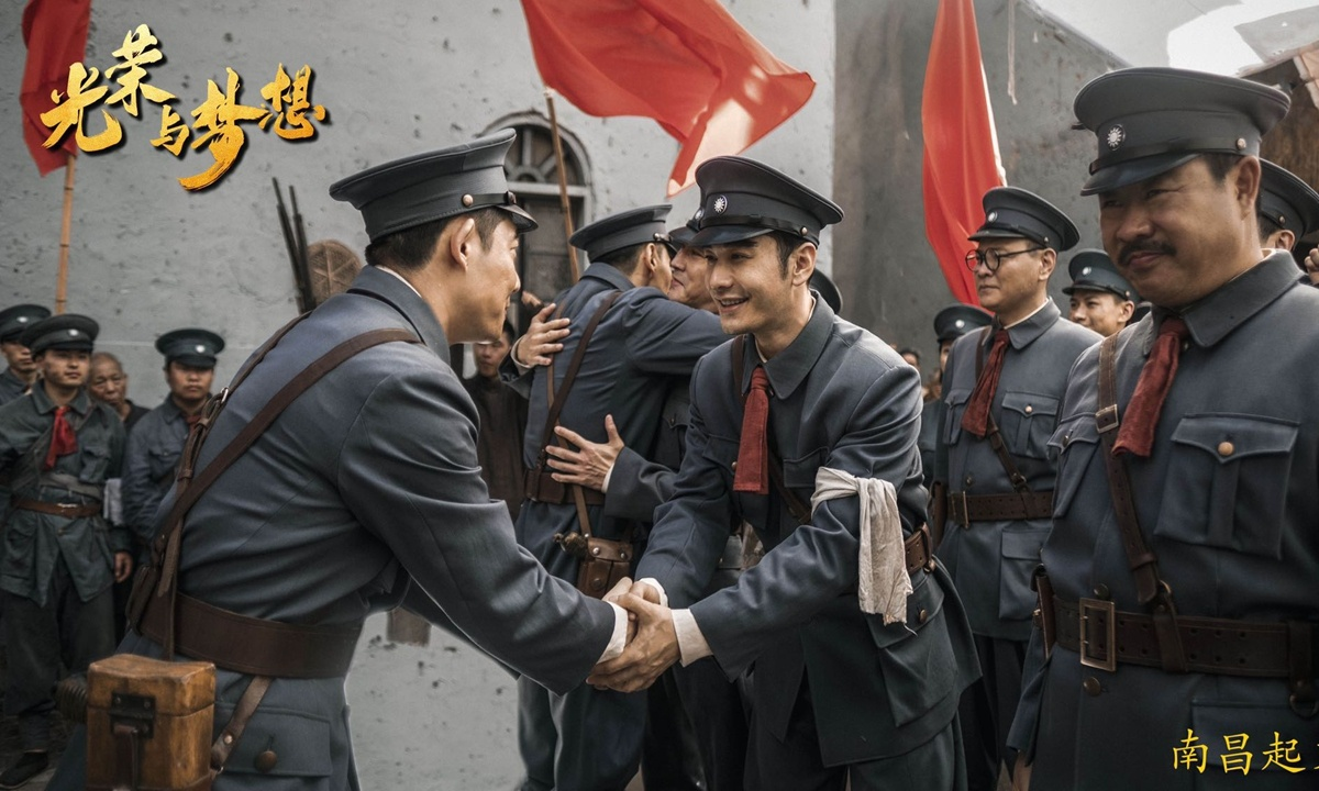Production underway on Chinese TV series to commemorate 100th anniversary of CPC's founding