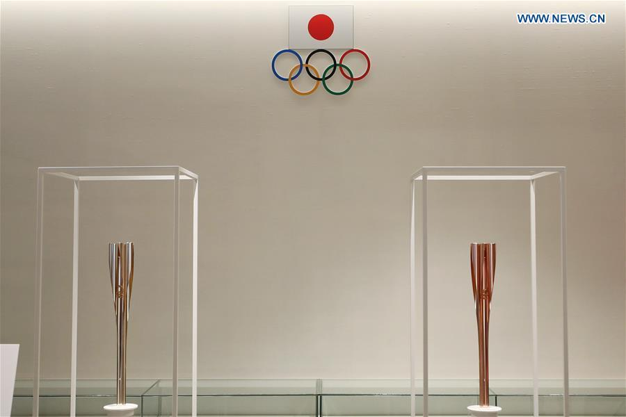 Tokyo Olympic torch relay keeps original route and schedule