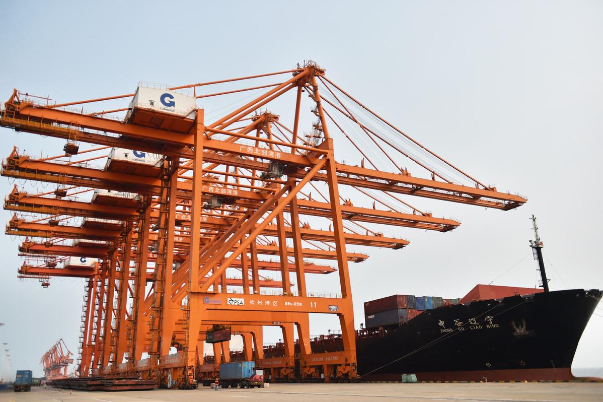 China-ASEAN trade remains strong despite global slowdown