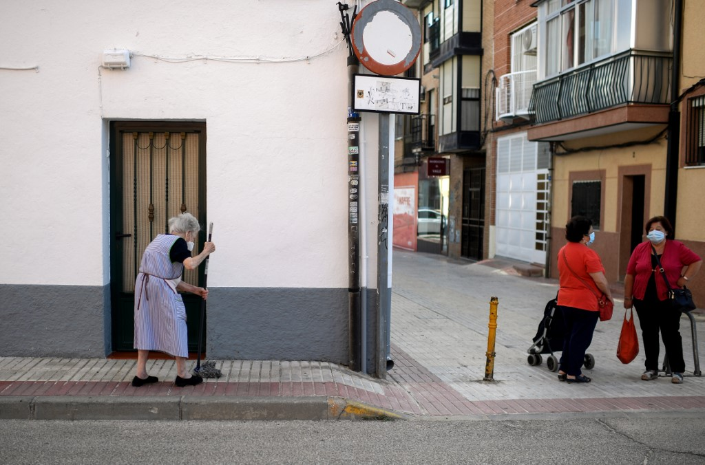 Madrid widens restrictions, 1mn people now under partial lockdown