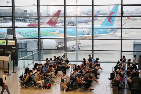 Shanghai's domestic flight and passenger volume back to normal levels