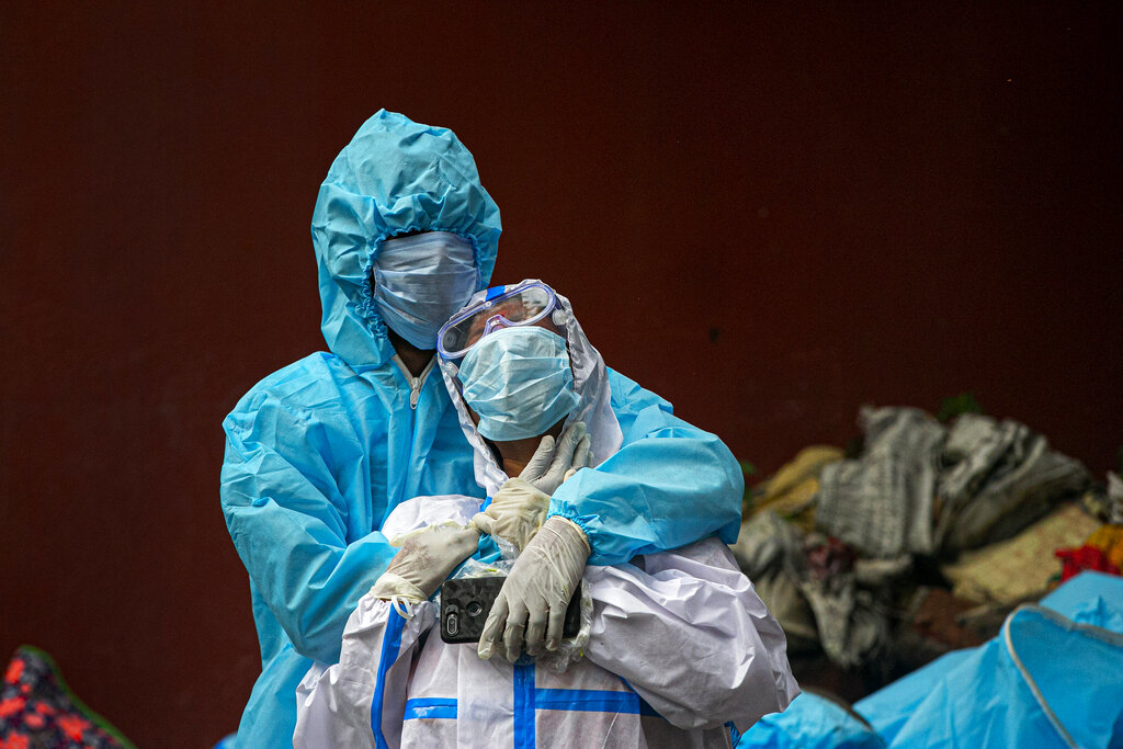 UN chief says pandemic toll is 'mind-numbing'