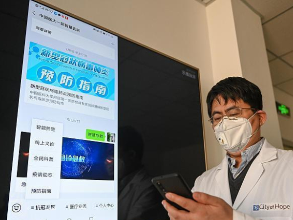Internet's role in safeguarding livelihoods during pandemic hailed