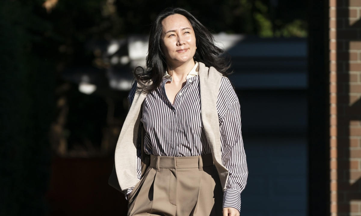 HSBC may have violated Chinese law in Meng Wanzhou's arrest in Canada