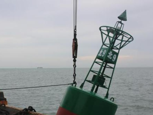 China replaces all navigation markers in Qiongzhou Strait with BeiDou equipment