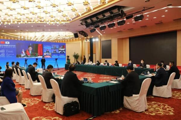 Media dialogue promotes China-S. Korea cooperation