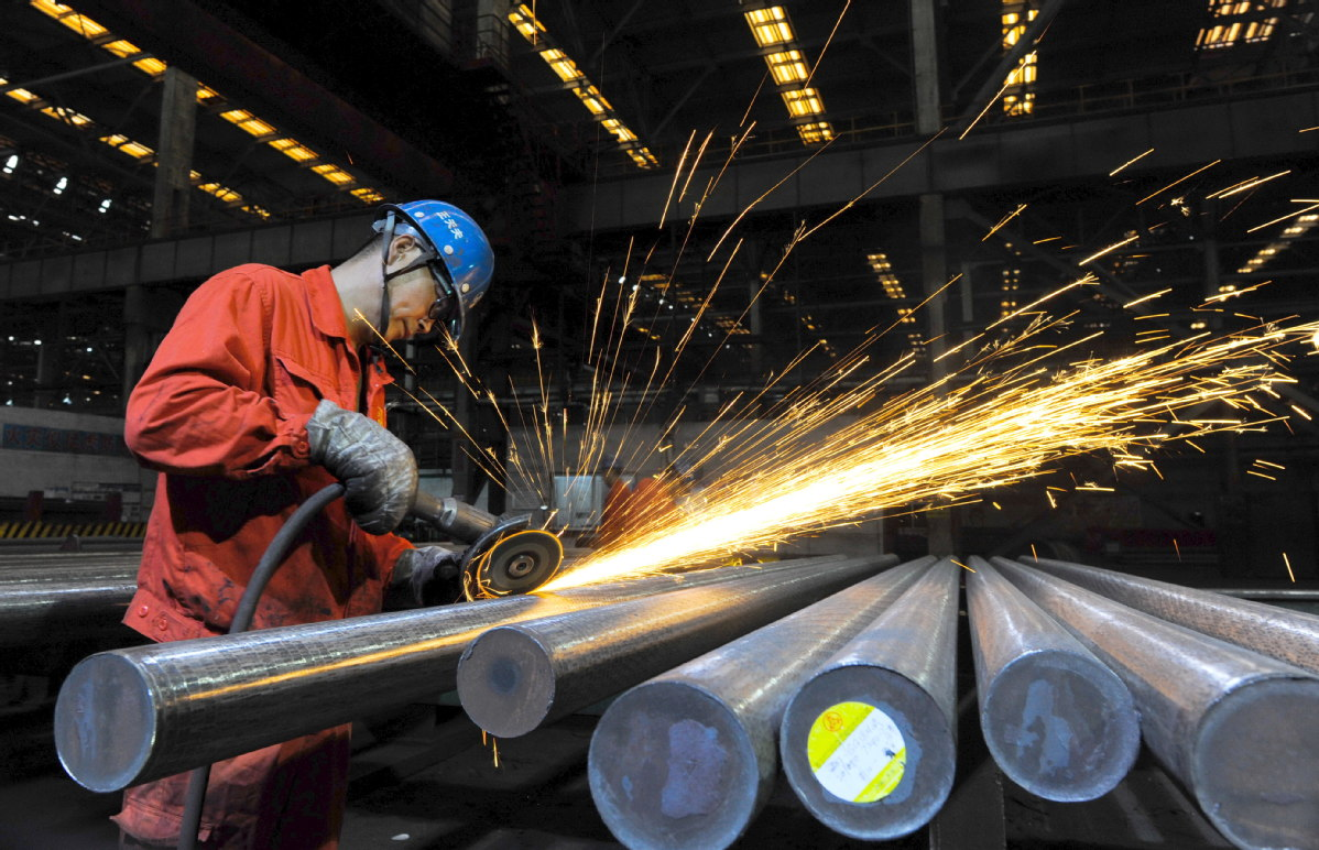 China's manufacturing PMI rises to 51.5 in September