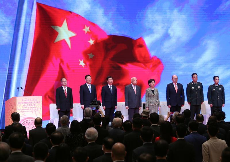 Leaders say nation's backing vital for HK to overcome challenges