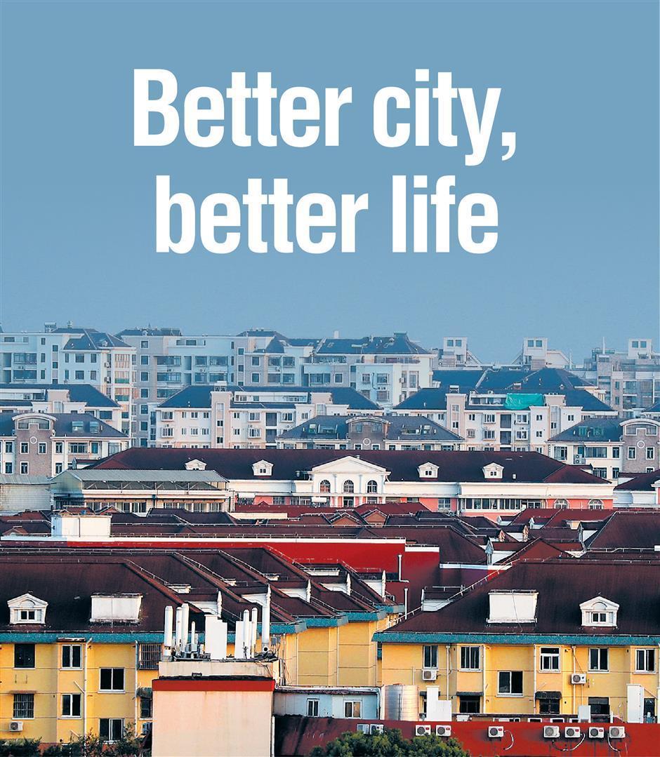 Better city, better life: Civil life improvement projects make progress