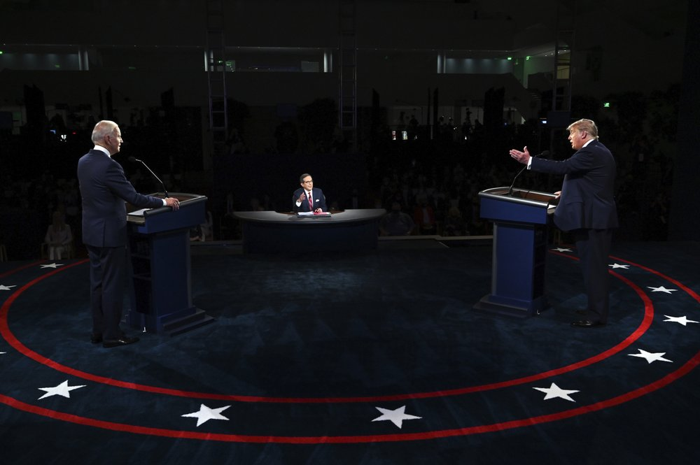 Trump, Biden clash in fiery US presidential debate