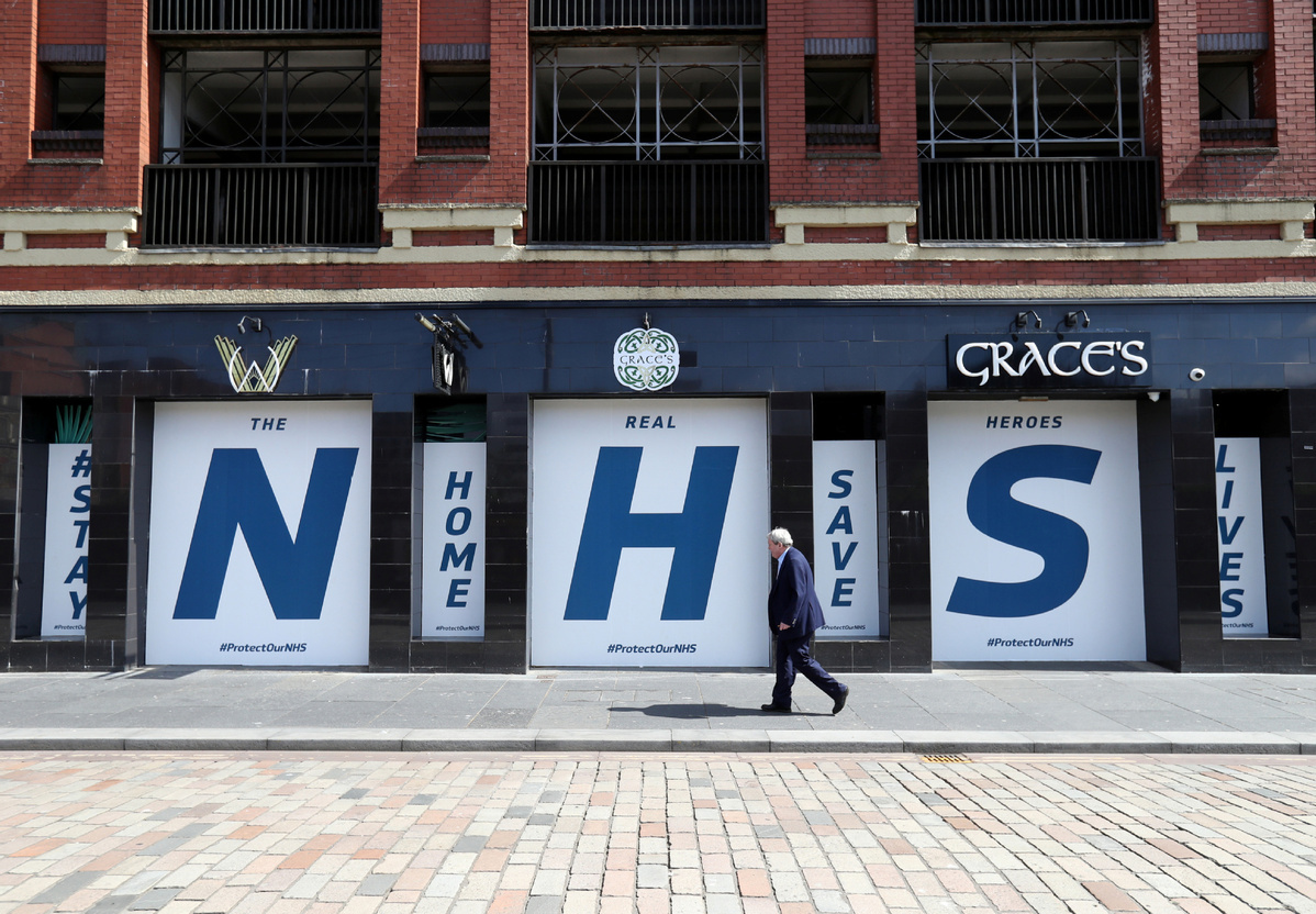 'Triple whammy' to hit NHS this winter