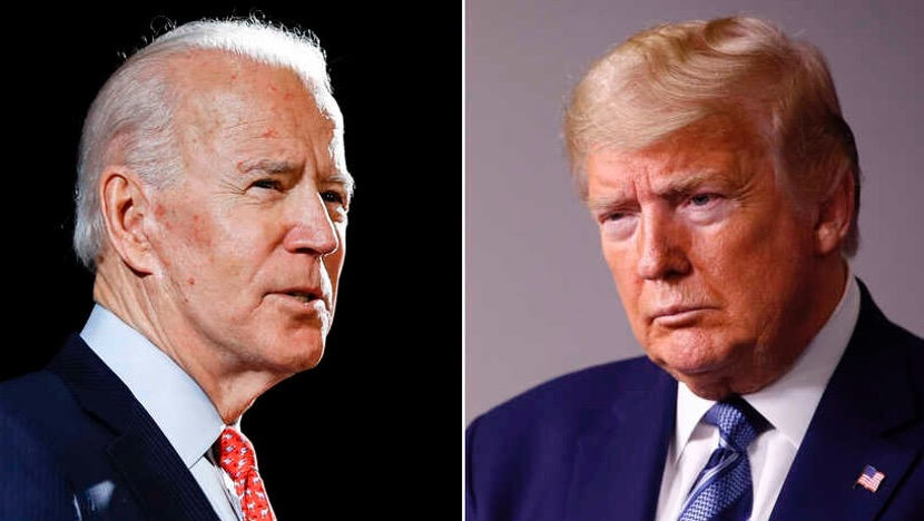 Trump, Biden square off in 1st 2020 US presidential debate