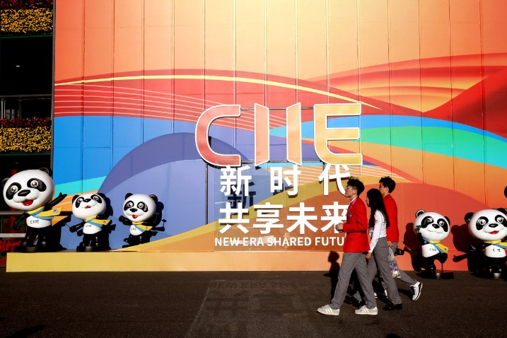 Shanghai hotels ready for CIIE guests